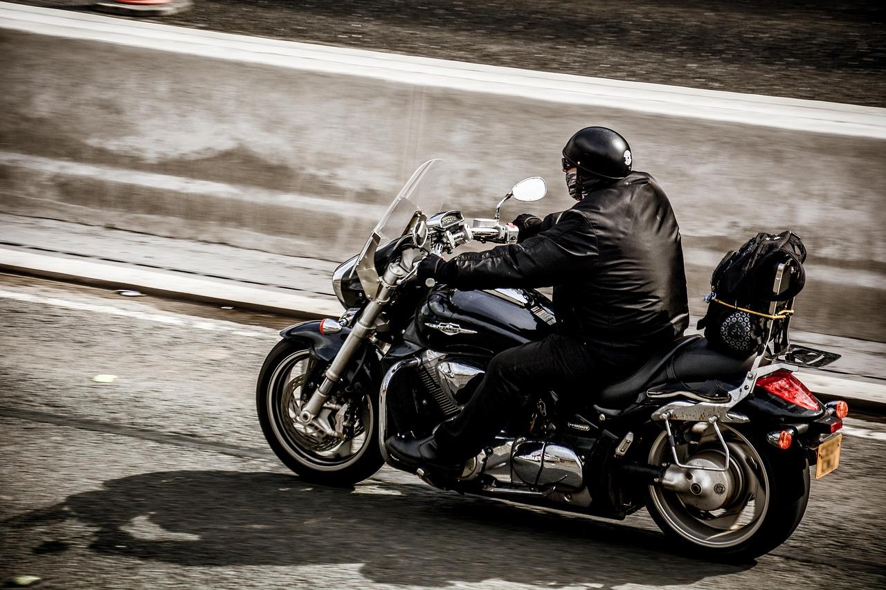 Kupujemy części i akcesoria do motocykla