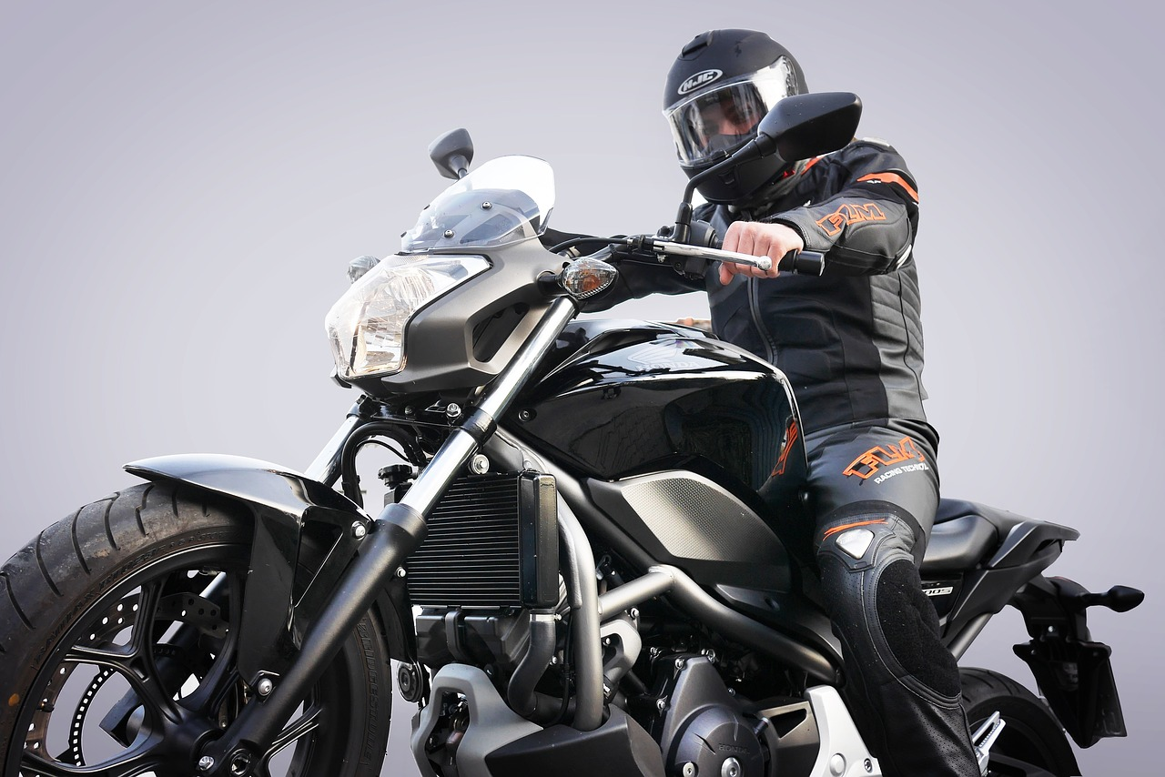Zanim kupisz pierwszy motocykl