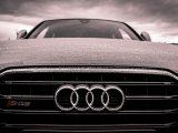 Blokada kierownicy Audi