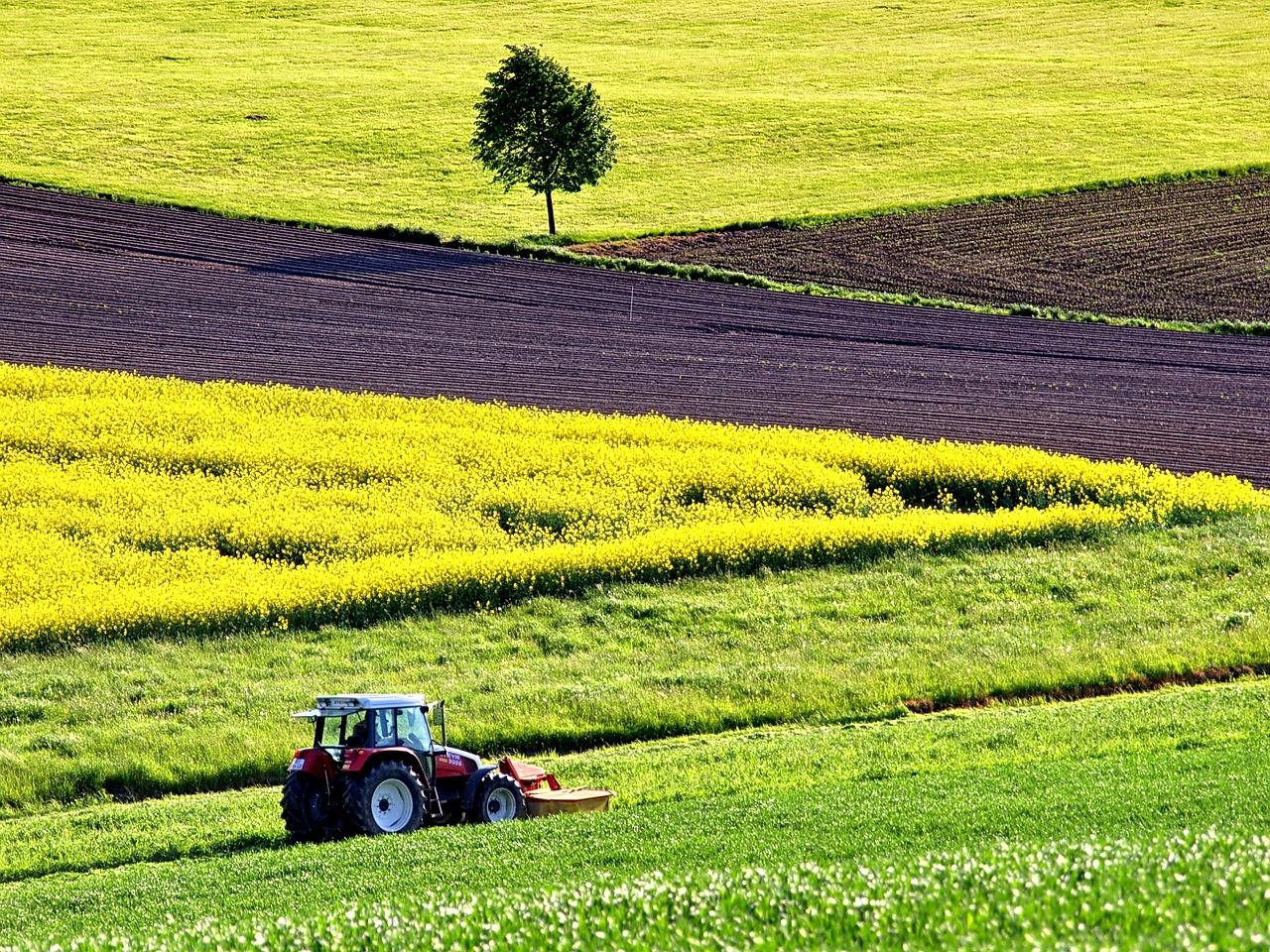 Gdzie kupować części do maszyn rolniczych?