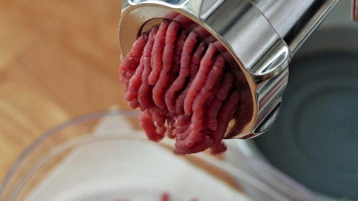 Sprawne mielenie mięsa