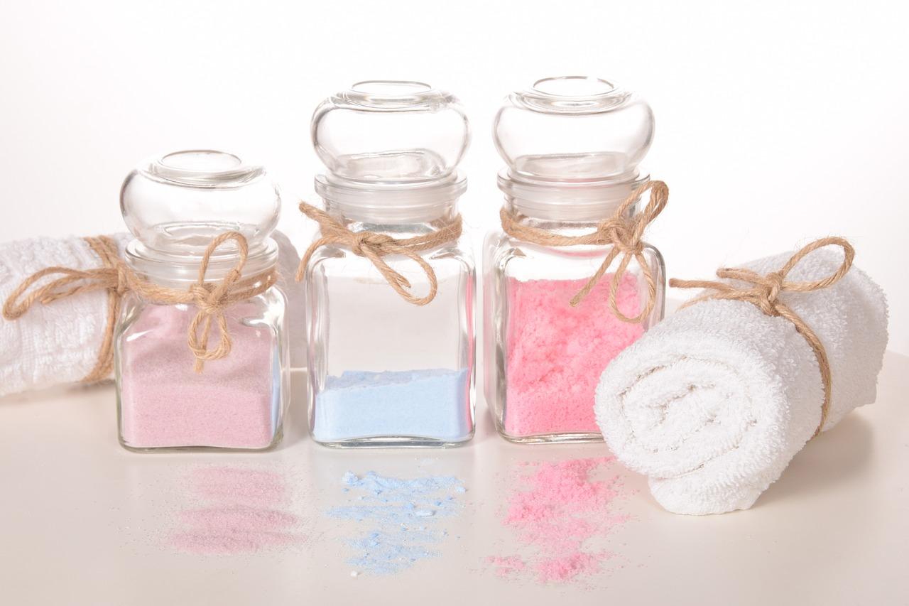 Sól lecznicza do kąpieli