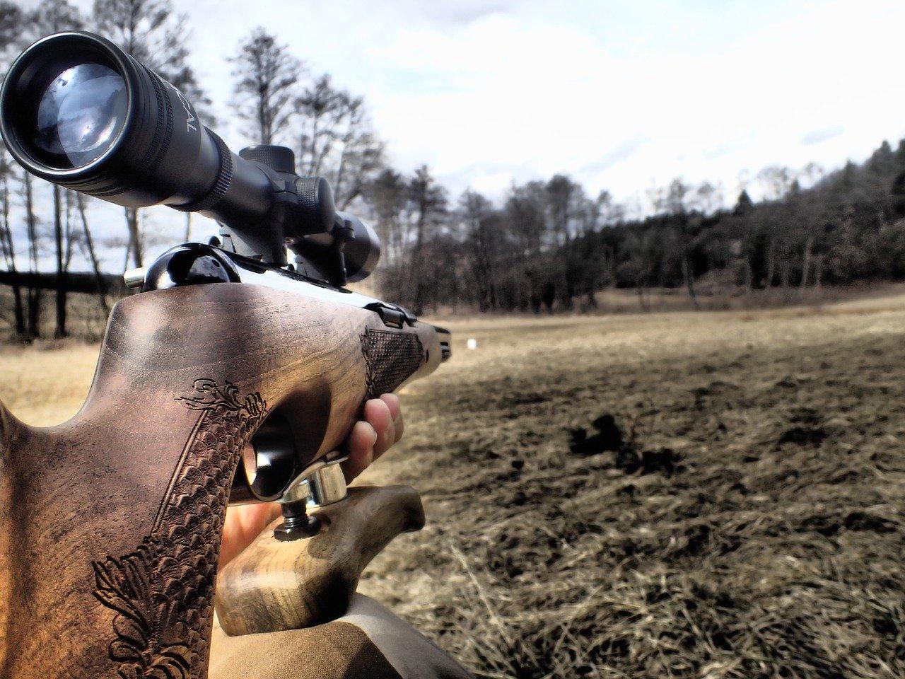 Wiatrówka pistolet czy karabin?