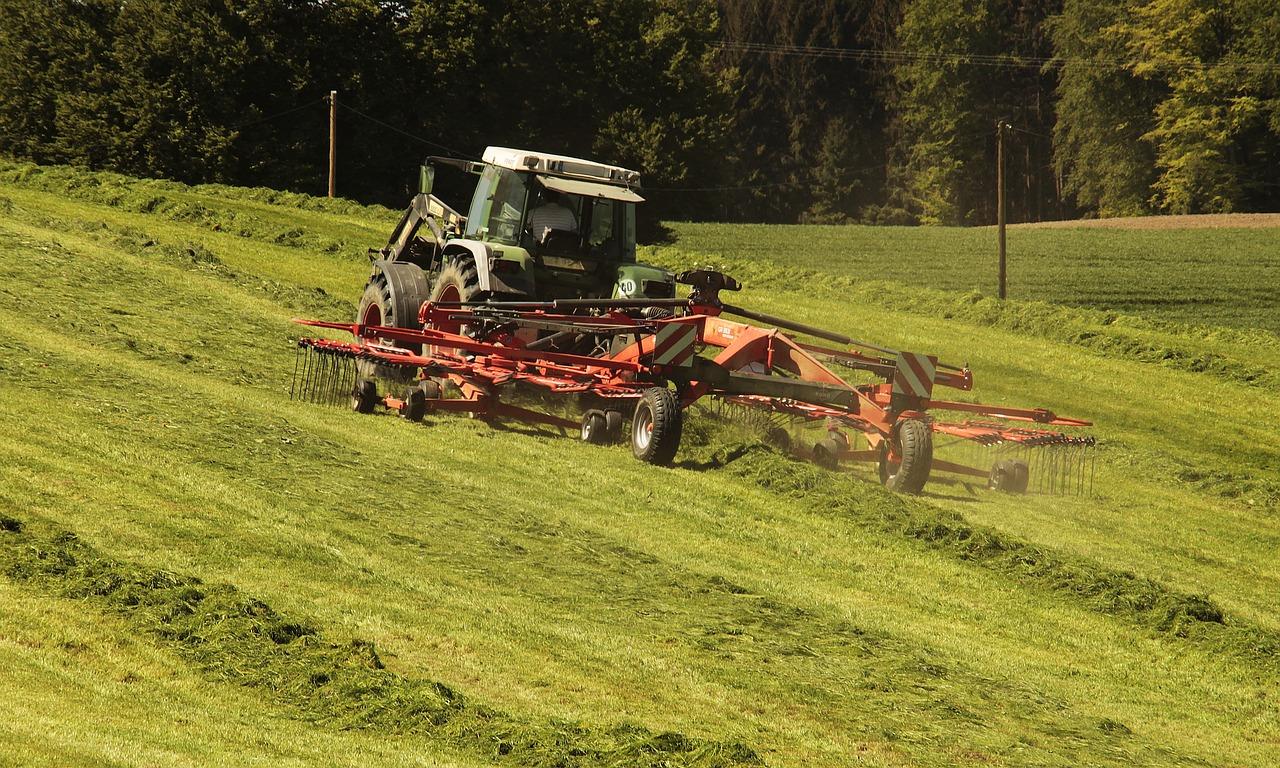 Tańsze i droższe części do maszyn rolniczych